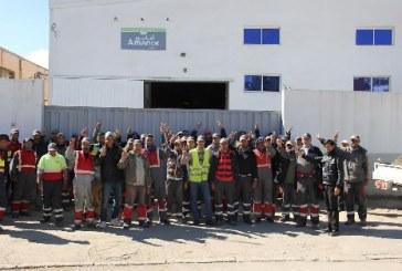 اعتصام عمال أمام شركة تابعة لـ«فيوليا» بطنجة بسبب شروط جديدة للعمل