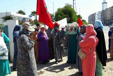 غياب مستشفى محلي بسيدي رحال ضواحي برشيد يخرج نساء في مسيرة احتجاجية