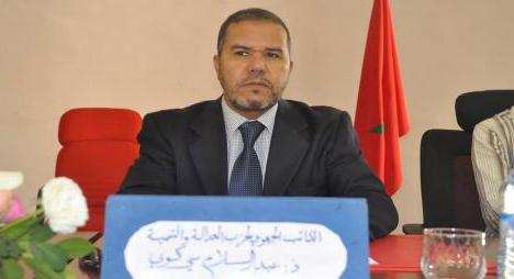 رئيس مجلس مقاطعة جليز عن «البيجيدي» يعين موظفا مدانا قضائيا رئيسا لقسم التعمير