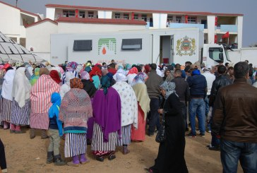 مواطنون يحتجون على تدني الخدمات الصحية بإقليم سيدي قاسم