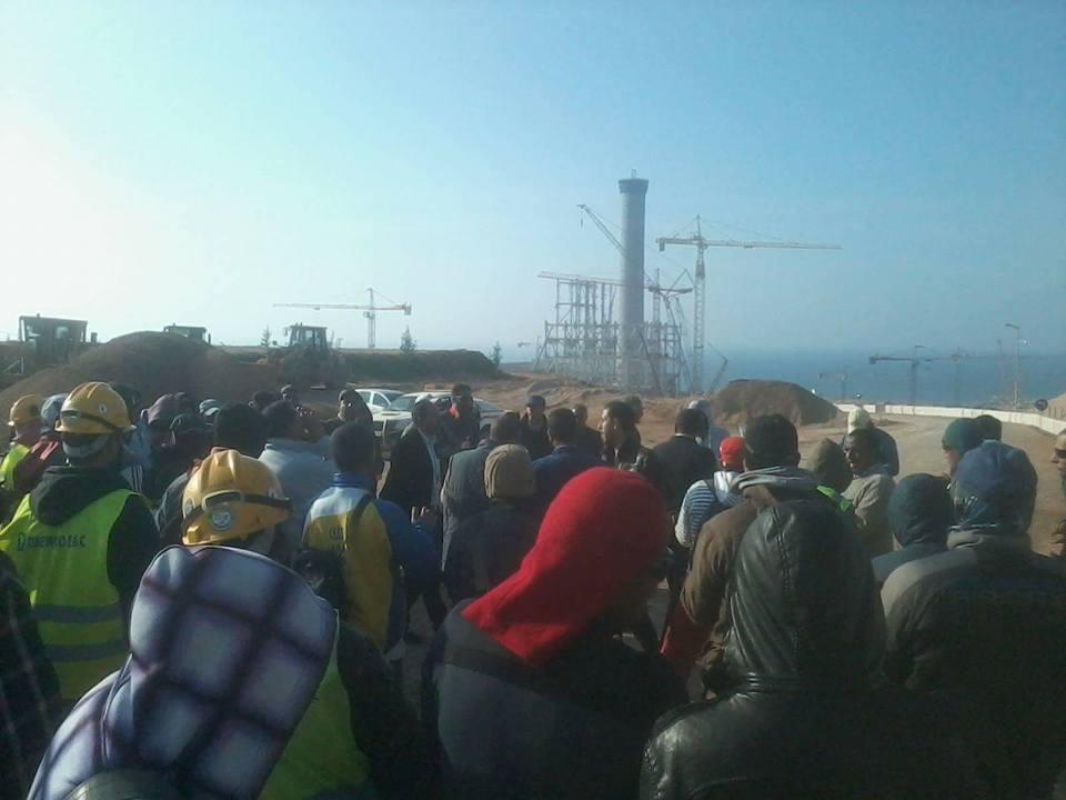 المحطة الحرارية لآسفي تمنع على العمال التصوير والاتصال بالصحافة بعد تحقيق نشرته «الأخبار»