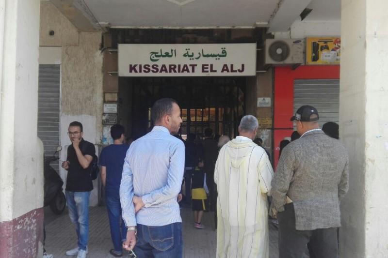 اختفاء مفاجئ للمهاجرين السريين من شوارع فاس بعد جريمة القتل والسطو بـ«قيسارية العلج»