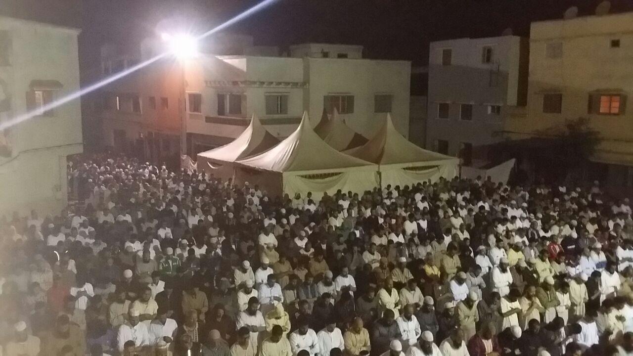وزارتا الأوقاف والداخلية تمنعان الصلاة داخل الخيام والساحات العمومية خلال شهر رمضان بالجديدة