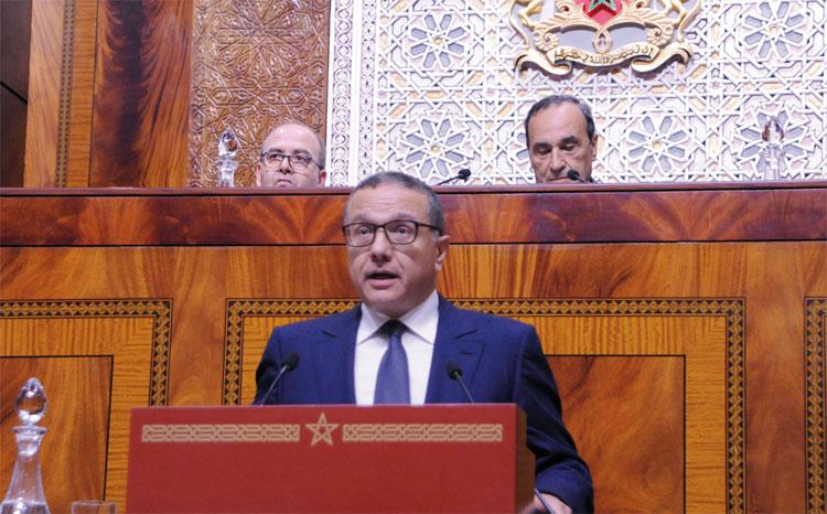 مجلس المستشارين يحذف بالإجماع المادة 8 مكرر من مشروع قانون المالية