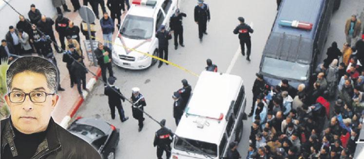الديستي تطيح بمنفذي جريمة قتل صحافي وكالة الأنباء حسن السحيمي بعد 24 ساعة من وقوعها