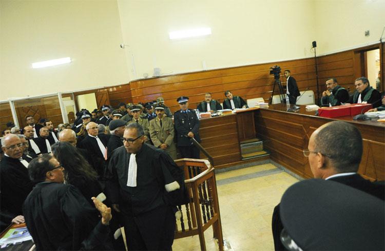 محكمة سلا تواصل الاستماع إلى الشهود في ملف «اكديم إزيك»