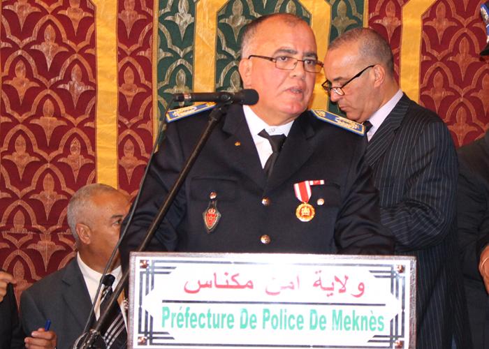المديرية العامة للأمن الوطني تنفي علاقة المعتدي على محامي مكناس بسلك الأمن