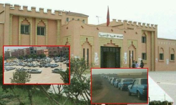 جمعيات ونقابات تتهم رئيس جماعة أيت عميرة بتحريض «الخطافة» ضد سيارات الأجرة
