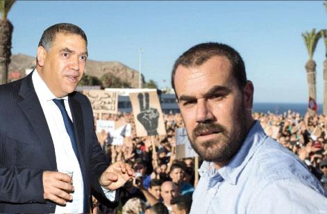 وزير الداخلية يحصي خسائر احتجاجات الحسيمة ويتوعد بالتطبيق الصارم للقانون