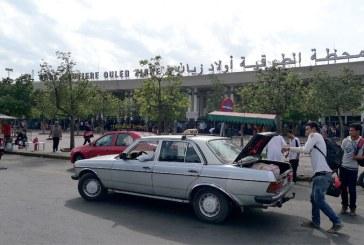 """""""الأخبار"""" ترصد اختلالات محطة أولاد زيان أياما قليلة قبل عيد الأضحى وارتفاع أثمنة تذاكر النقل"""