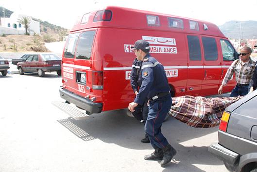 سائق سيارة خفيفة بمراكش يرسل عشرة أشخاص إلى المستعجلات بعدما دهسهم ولاذ بالفرار