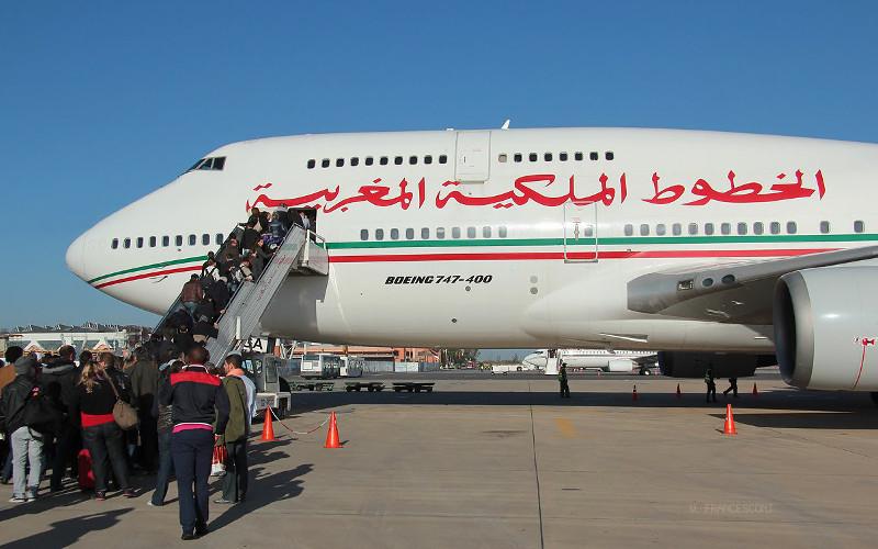 الخطوط الملكية المغربية تطلق رسميا الخط الجوي الجديد بين الدار البيضاء والصويرة