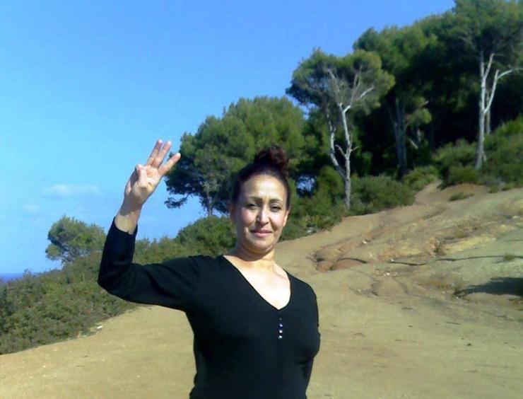 اعتقال مليكة مزان بعد نشرها شريطا تحرض من خلاله على ذبح العرب