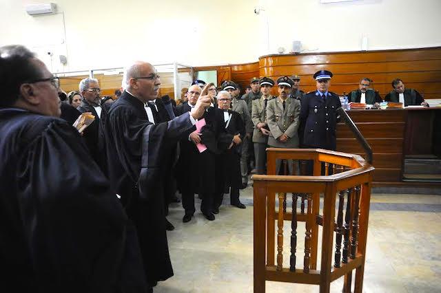 غرفة الجنايات بالرباط تقرر مواصلة المرافعات في ملف القاضي ماء العينين والنطق بالحكم الاثنين المقبل