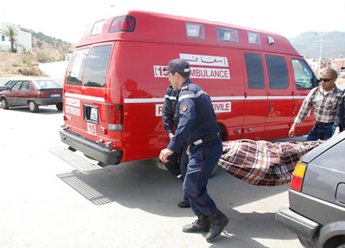 ستة قتلى و13 جريحا في حادث اصطدام شاحنة لنقل البنزين وحافلة صغيرة بين أصيلة وطنجة