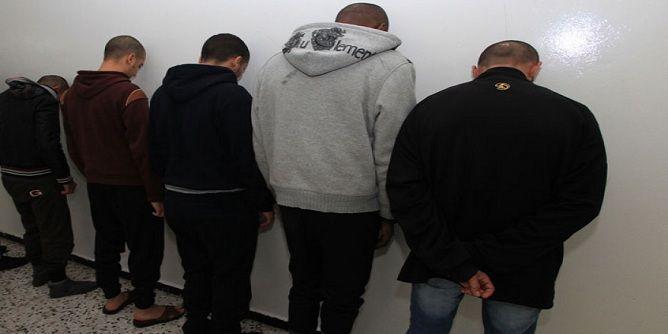 البسيج يفكك خيوط عصابة خطيرة متخصصة في الاختطاف والاحتجاز