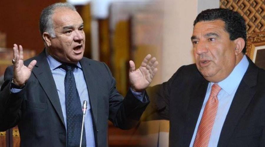 تبادل السب والشتم بين حزبي الاستقلال والحركة الشعبية في لجنة المالية بالبرلمان