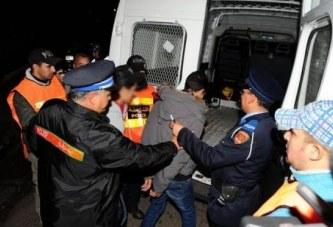 رجلا أمن ضمن عصابة لتزوير وثائق السيارات المسروقة أمام الوكيل العام بمراكش