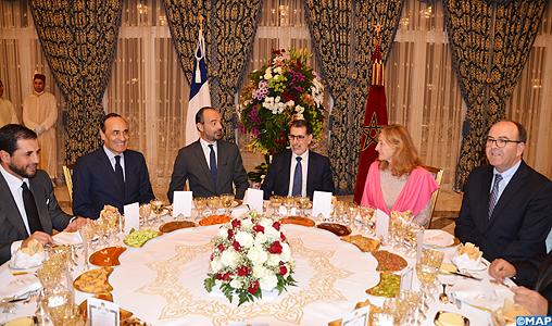الوزير الأول الفرنسي في زيارة للمغرب لترؤس الاجتماع المغربي- الفرنسي عالي المستوى