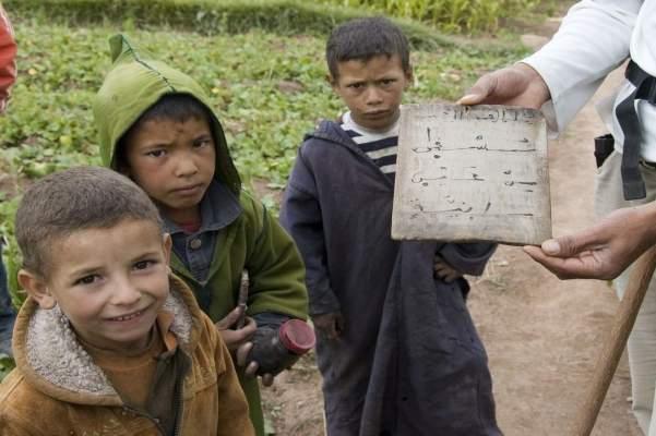 تقرير حول الطفولة يكشف أن ثلث الأطفال المغاربة بدون مستوى دراسي