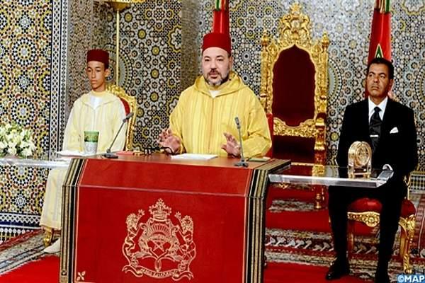 الملك محمد السادس: لن نقف مكتوفي الأيدي في انتظار الحل لتنمية أقاليمنا الجنوبية