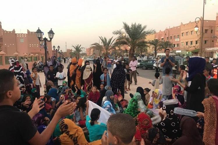استئنافية المدينة تدين معتقلي «مسيرة العطش» في زاكورة بالحبس والغرامة