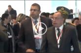 استقبال كبير للملك في قمة المناخ بباريس و تحقير لوزير الخارجية الجزائري 'مساهل'