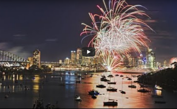 نيوزيلاندا و أستراليا أولى الدول التي تحتفل بحلول عام 2018