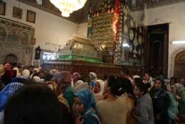 درك مكناس يمنع الشواذ من الوصول إلى موسم علي بنحمدوش