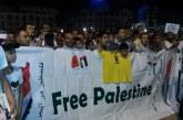 خبير دولي يدين صمت المنتظم الدولي تجاه ما يحدث في فلسطين