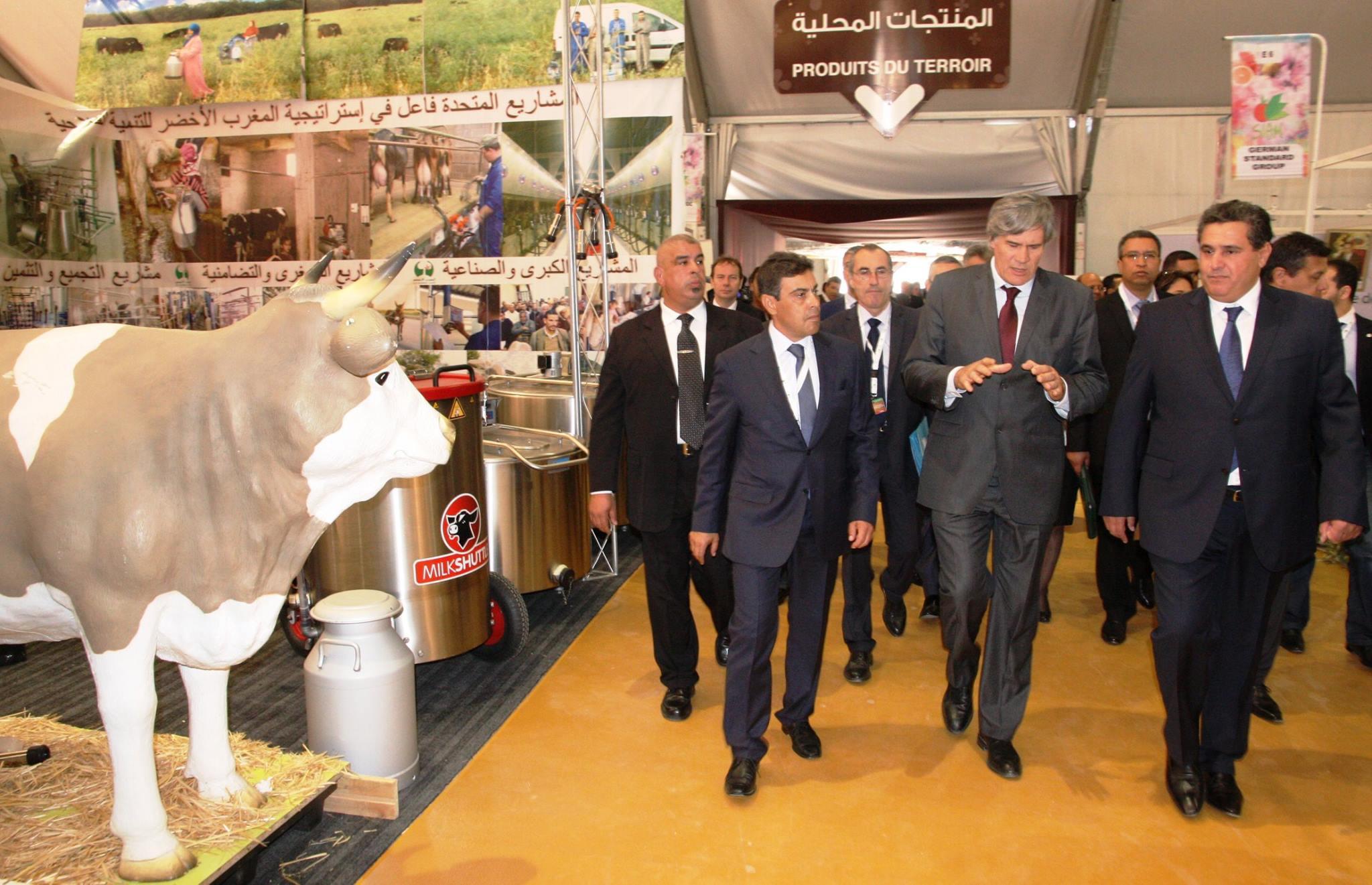 أخنوش يفتتح النسخة الثانية للمعرض الوطني للمراعي ويقف على سير مشاريع تنموية قروية بإقليم تزنيت
