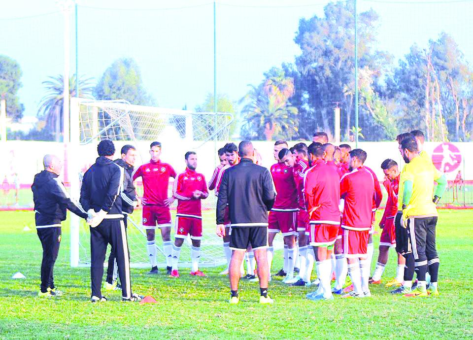 """المنتخب المغربي يفوز على """"الكاميرون"""" بثلاثية"""