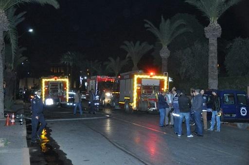 انفجار قنينات غاز بملهى ليلي بالمنطقة السياحية أكدال يستنفر أمن مراكش