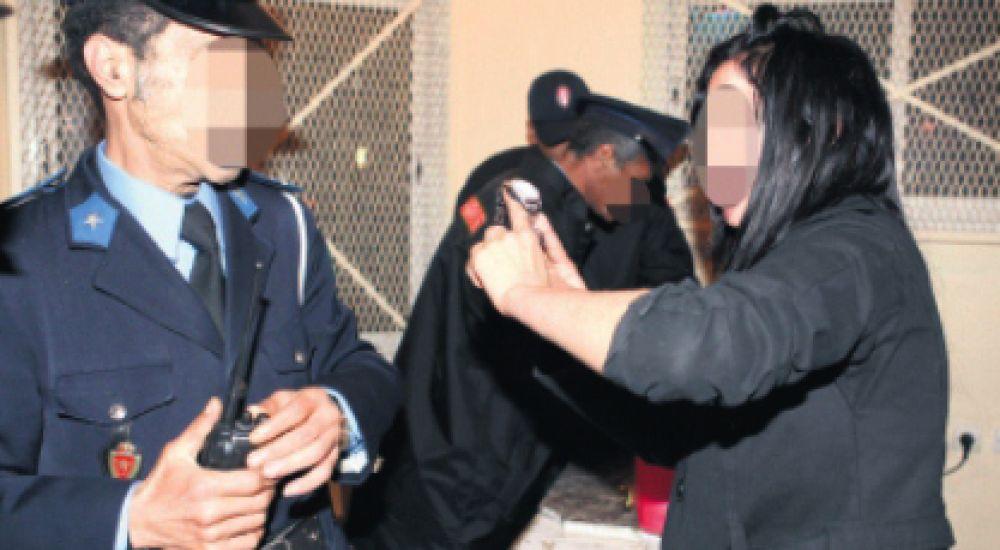 زوجة إطار عسكري تتهم خليفة باشا بالتلصص عليها في بيتها وتصويرها