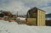 الثلوج تتسبب في سقوط حجرتين بمؤسسة تعليمية بجبال خنيفرة