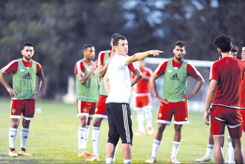 أوبيلا والفيلالي وأوناجم والعملود خارج حسابات سلامي في كأس إفريقيا