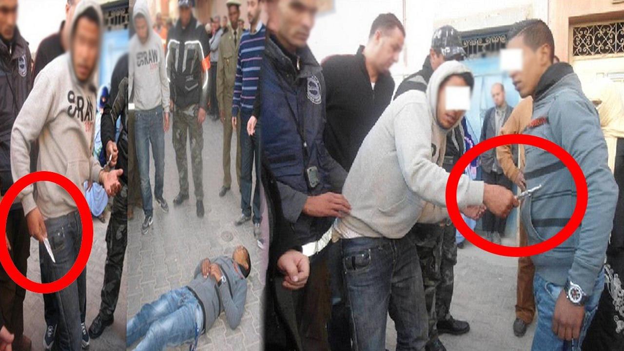 شاب بالقنيطرة يقتل صديقه بسبب خلاف على سلف بـ50 درهما