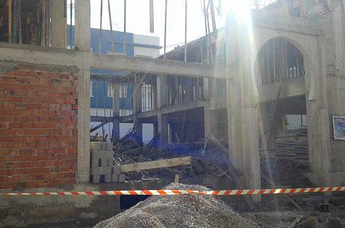 وفاة عامل بناء إثر انهيار سقف مسجد في طور التشييد بتازة