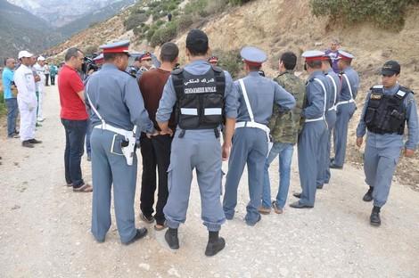 درك الخميسات يعتقل ستة متهمين بترويج المخدرات بينهم فتاتان
