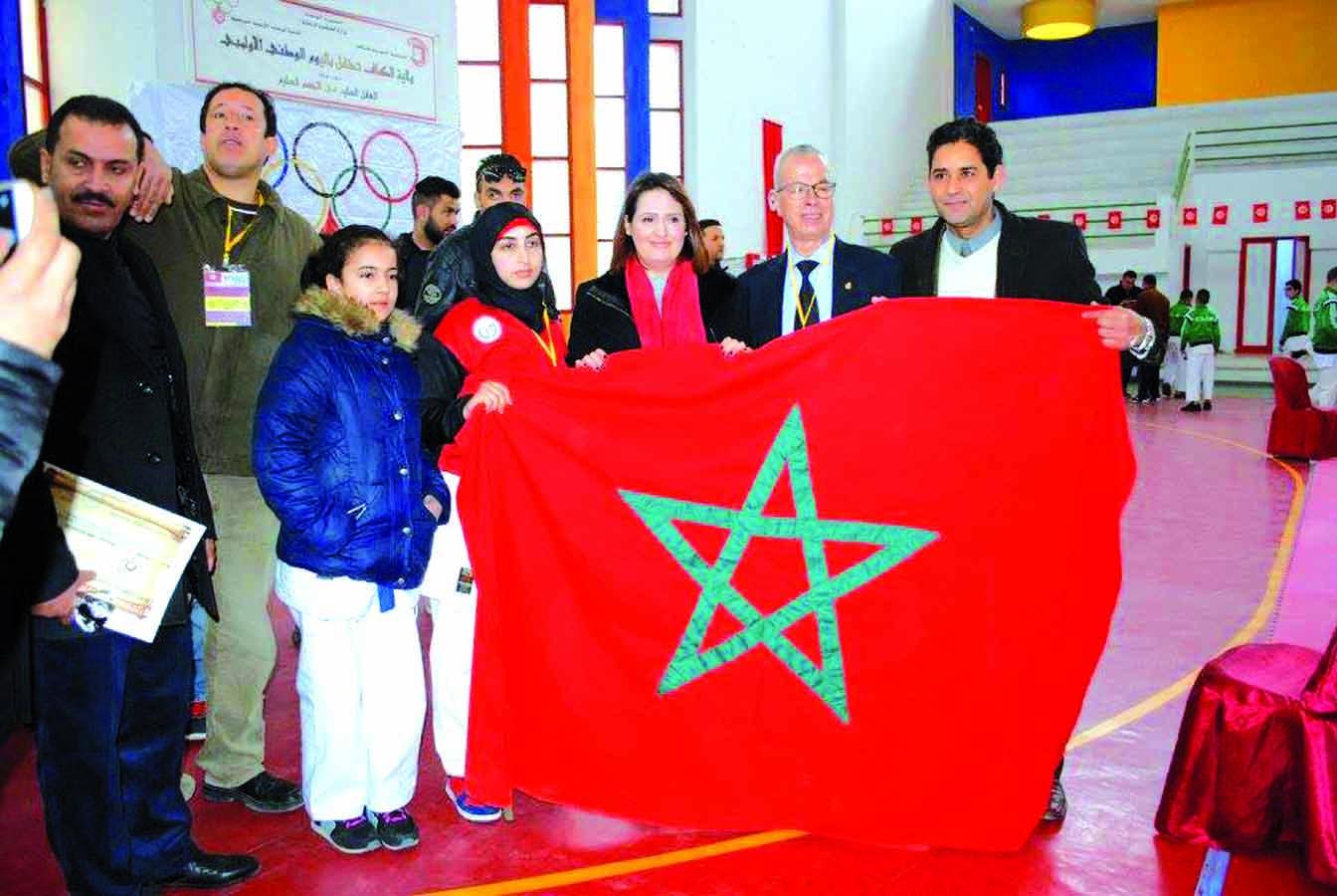 ميداليتان لرياضة الكوشيكي المغربية في دوري دولي بتونس