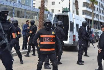 تفكيك خلية إرهابية من سبعة «دواعش» بطنجة ومكناس خططوا لاستهداف المواطنين