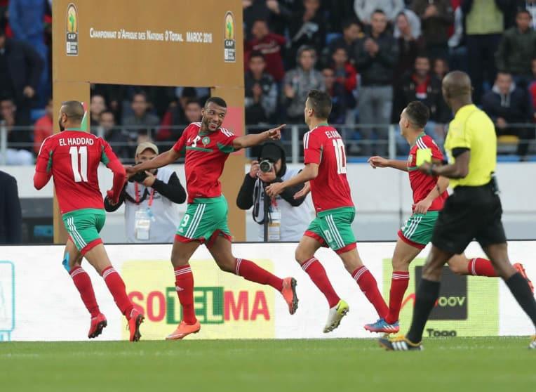 ملخص جميع أهداف مباراة المغرب ونيجيريا 4-0/نهائي كأس إفريقيا للاعبين المحليين المغرب 2018