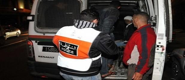 إيقاف خمسة أشخاص وسائقي شاحنة حاولوا تهريب مخدرات عبر الميناء المتوسطي