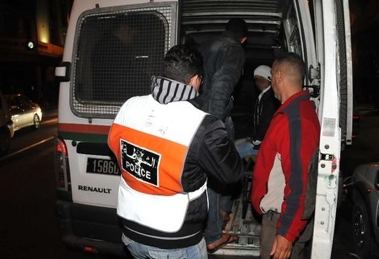 اعتقال عسكري ضمن عصابة إجرامية خطيرة روعت سكان تمارة