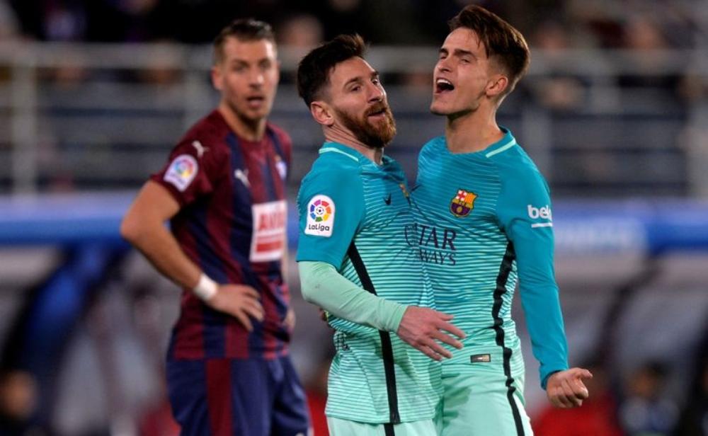 نجم برشلونة يغيب عن مواجهة فريق تشيلسي الإنجليزي