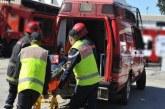 فاجعة…سيارة تدهس ثلاثة تلاميذ كانوا ينتظرون حافلة النقل المدرسي