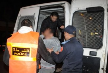 حملات أمنية ضد أوكار المخدرات بالميناء المتوسطي والنقط السوداء بطنجة