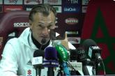 بالفيديو: الندوة الصحافية لرونار قبل المباراة الودية أمام صربيا
