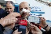 مدرب بركان يتعرض لاعتداء في تونس