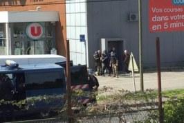 مقتل شخصين في عملية احتجاز رهائن جنوب فرنسا
